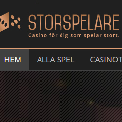 Nytt i casinovärlden